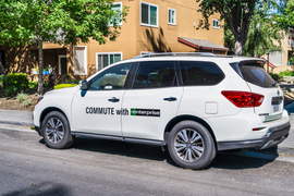 Commute with Enterprise Partners with New Mexico DOT