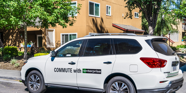 Commute with Enterprise also provides 24-hour roadside assistance, liability insurance, and...