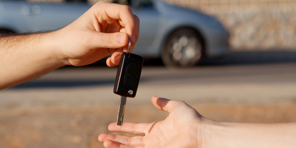 Using the app, customers can select whether to rent a vehicle or park and share their vehicle...
