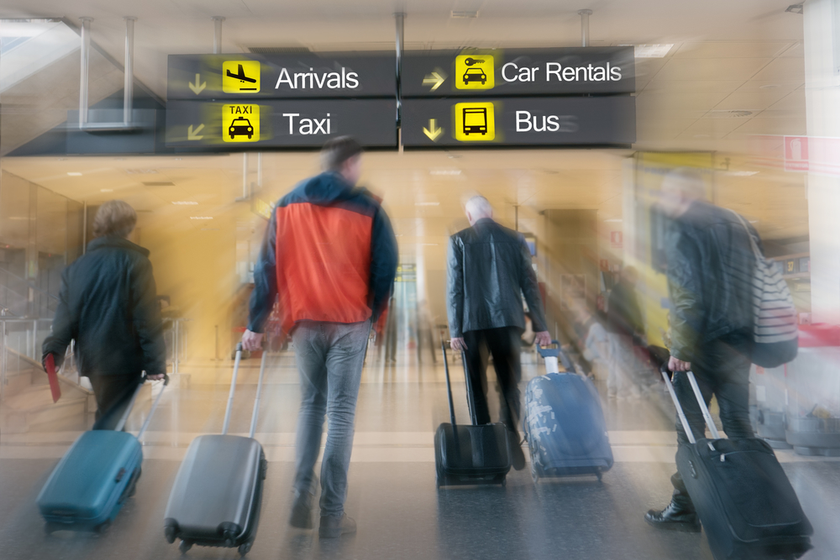 Avail can be access via shuttle to and from the airport.