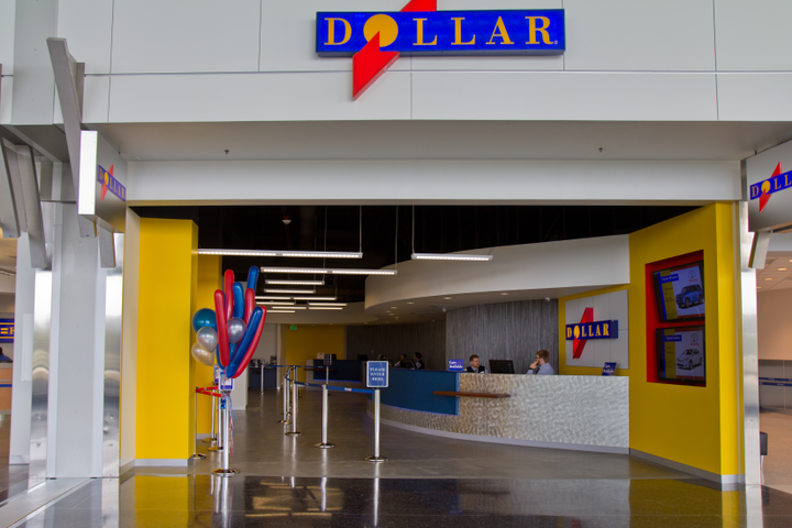 Dollar Thrifty charges customers $10 to $15 each time they drive through a cashless toll, and up to $105 during the course of a rental.