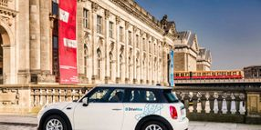 BMW, Daimler Headquarter Joint Mobility Group in Berlin