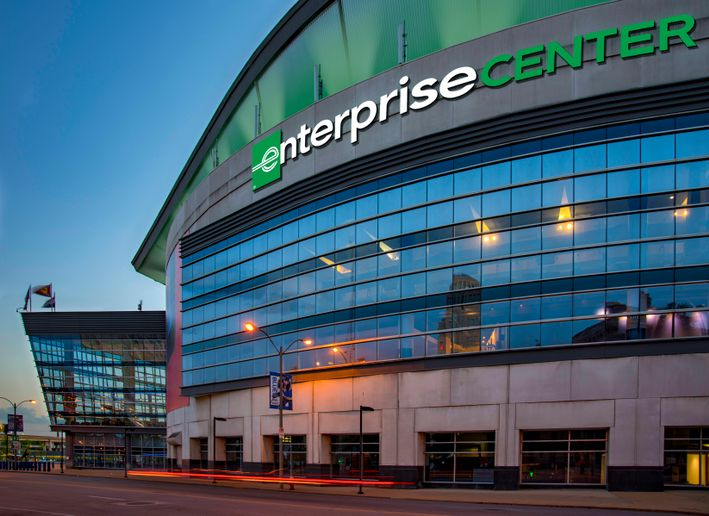 Enterprise also renewed local partnerships with 30 NHL clubs, continuing the brand's presence on a national level as well as the local level. - Photo via Enterprise.