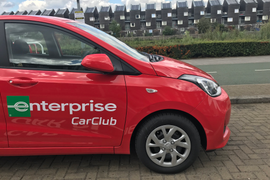 Enterprise Adds to Car Club Fleet