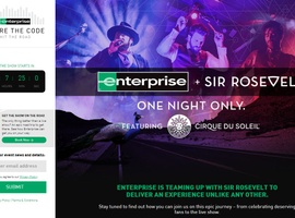 The campaign will culminate with a unique fan-ticketed concert featuring Sir Rosevelt and...