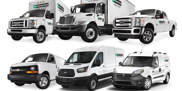 The new Fargo, N.D., Enterprise Truck Rental location provides access to a wide range of cargo...