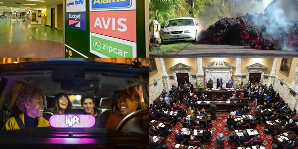 Auto Rental News' Top 10 News Items of 2018