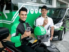 Grab Invests in Global Mobility Consolidation App