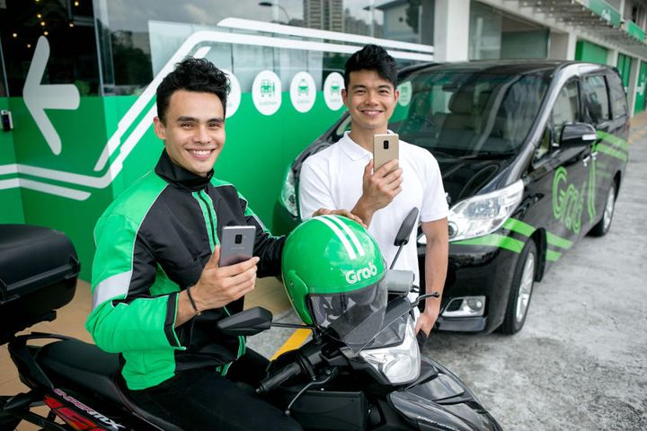 Grab and Splyt share a common vision to make it easy for anyone to get a ride when they need it, wherever they may be, through the app of their choice. - Photo via Grab.