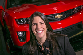 GM Appoints New Maven Vice President