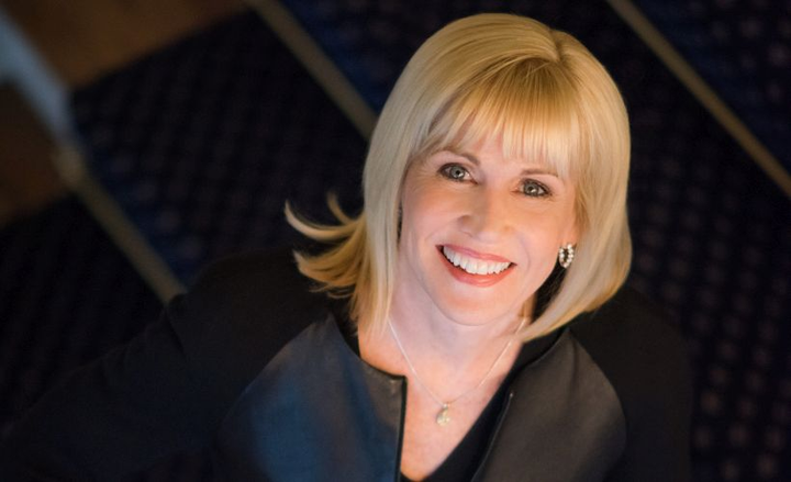 Pam Nicholson was appointed president in 2008 and was ultimately promoted toCEOin 2013.  - Photo courtesy of Enterprise.
