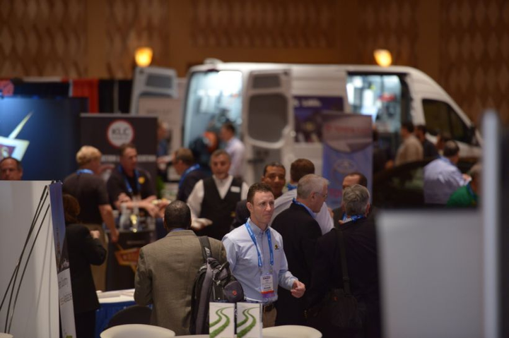 The 2019 ICRS will give attendees a broad range of educational seminars, networking opportunities, and exhibit hall interaction.