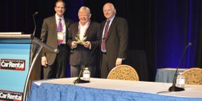 Bill Plamondon Wins Auto Rental News Annual Impact Award