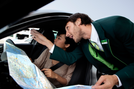 VW in Talks to Acquire Europcar