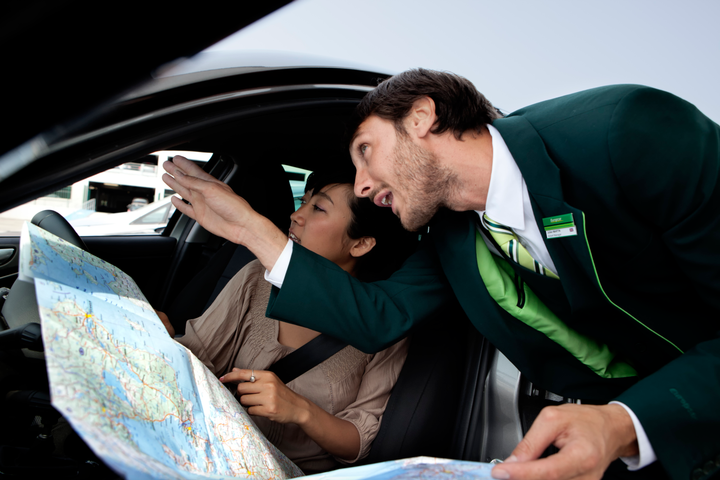 In the last few years, Europcar's growth strategy has been specifically addressed with a number of acquisitions, including Ubeeqo, a European start-up specialised in car-sharing, and Brunel, a provider of chauffeur services. - Photo: Europcar Mobility Group