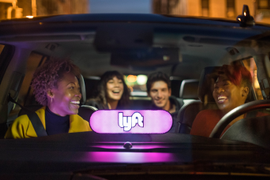 Lyft Offers Monthly Subscription Service