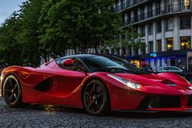 Florida Student Exchanges Guns for Free Ferrari Rental