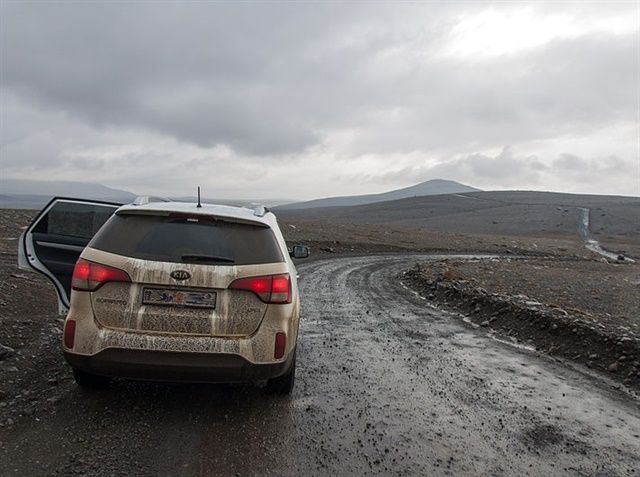 Iceland's Ring Road, where police first saw the uninsured vehicle. Photo: Hansueli Krapf/Wikimedia