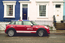 Drivy Expands Carsharing in UK