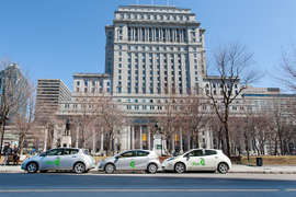 Toronto Approves Carsharing Pilot Program
