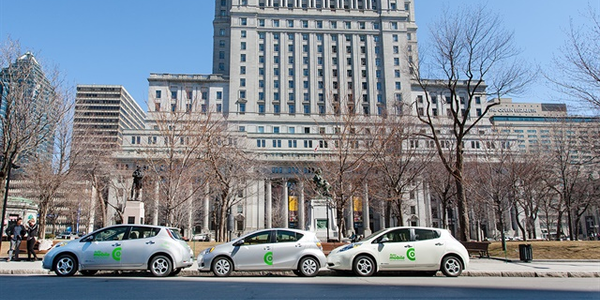 The city of Calgary hasn't had an operating carsharing service since car2go left last fall.