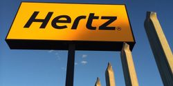 Hertz filed for Chapter 11 bankruptcy in May.