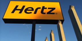 Hertz Improves Revenues, Narrows Loss in Q1