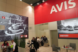 Avis Q1 Revenues Drop 9%