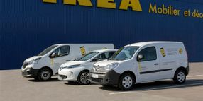 Renault Brings Self-Service Rentals to IKEA