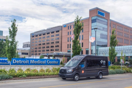 Ford's GoRide Offers Detroit Residents Rides to Medical Appointments