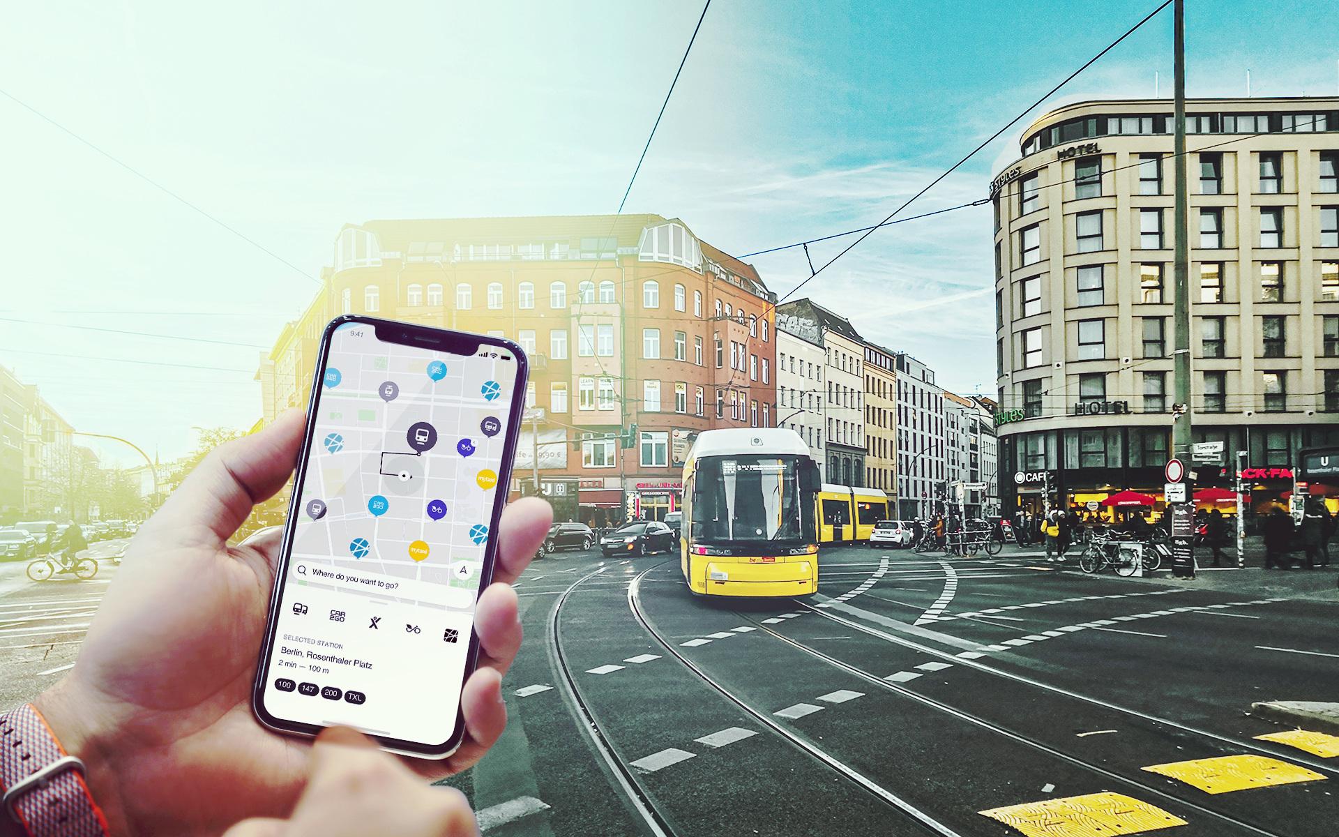 Daimler, BMW Partner on Mobility Venture