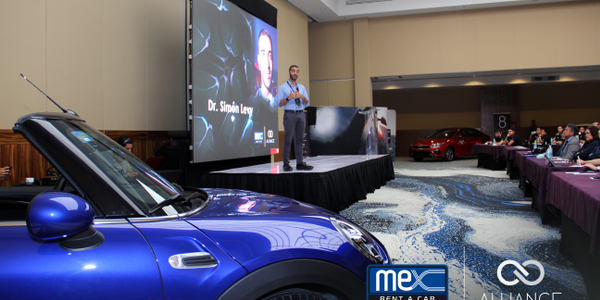 During the presentations, the Mex team talked about the company's latest advancements and how...