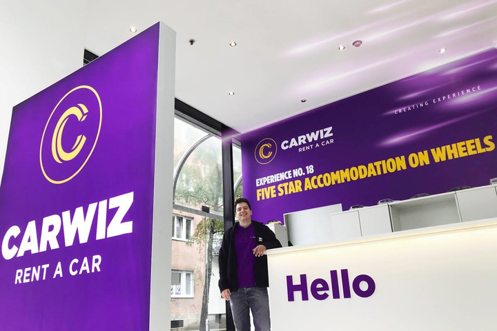 By strengthening the brand and promoting available channels, Carwiz executives expect furtherexpansion to Mediterranean countries. - Photo courtesy of Carwiz.