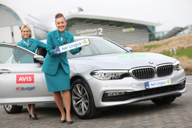 Avis, Aer Lingus Form Partnership