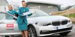Avis, Aer Lingus Form Partnership