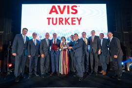 Avis Awards International Licensees of the Year