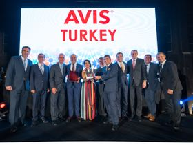 Avis Awards International Licensees of the Year