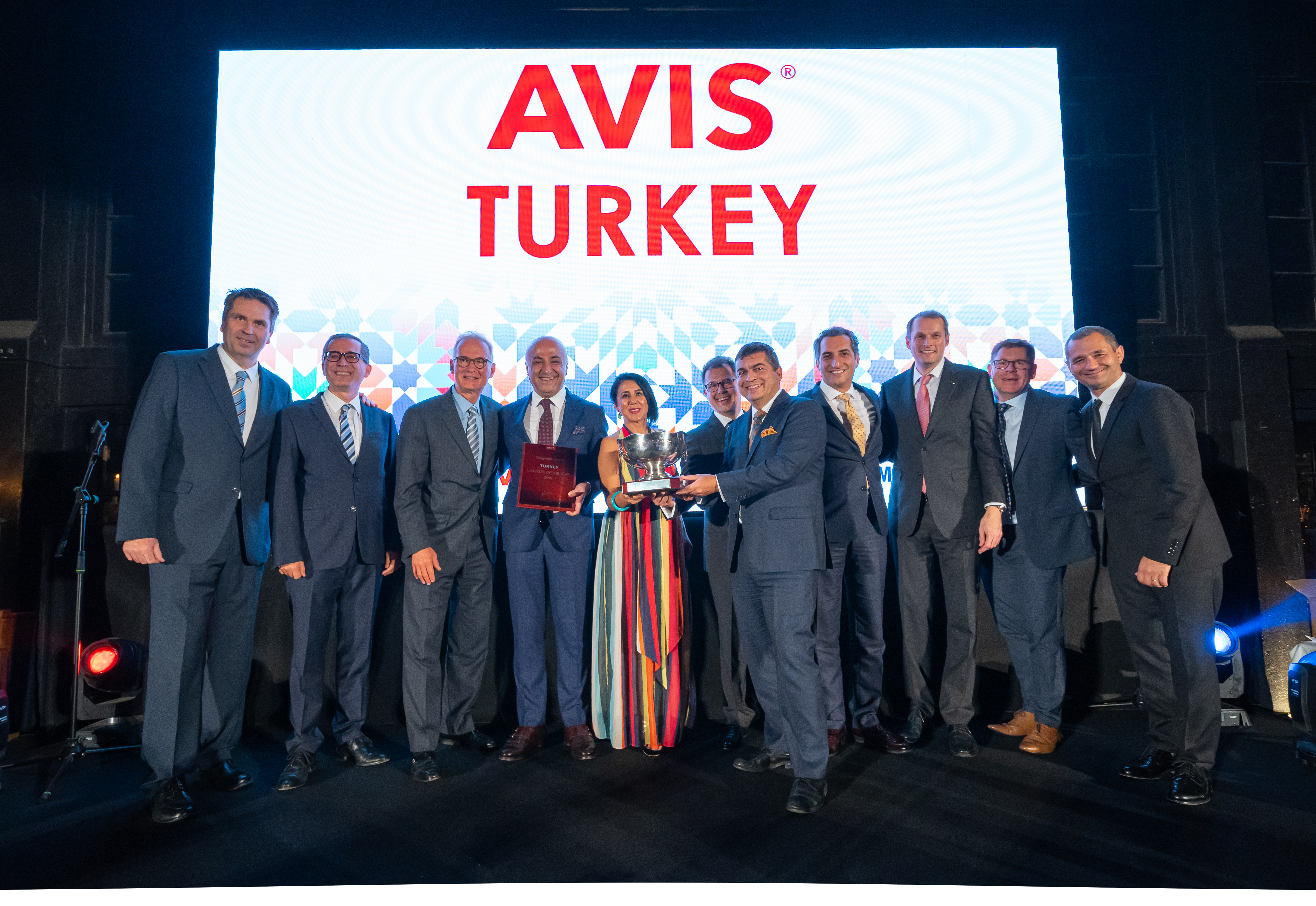 Avis Turkey has not only maintained its number one market share position, but also grown the business by more than 22%, while keeping consistently high customer service scores, showing determination and spirit in the face of adversity. - Photo via Avis.