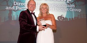 Avis Budget Executive Receives Travel Award