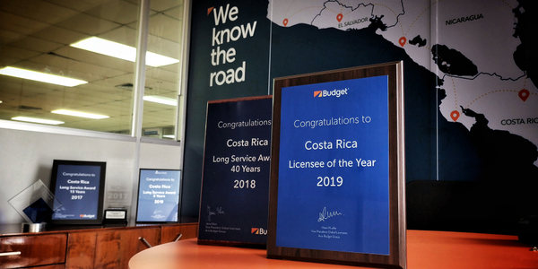 Budget Costa Rica is operated by an independently-owned licensee of Avis Budget Group.