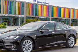 Bulgaria's Top Rent A Car Adds Tesla Model S to Fleet
