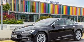 Bulgaria's Top Rent A Car Adds Tesla Model S to Fleet