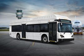 BYD Provides Green Transportation to Atlanta Airport
