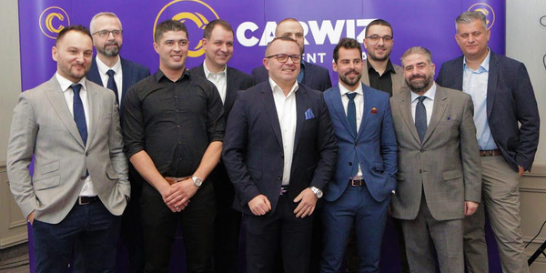Carwiz has earned positive customer reactions based on visual identity, service creation, and...