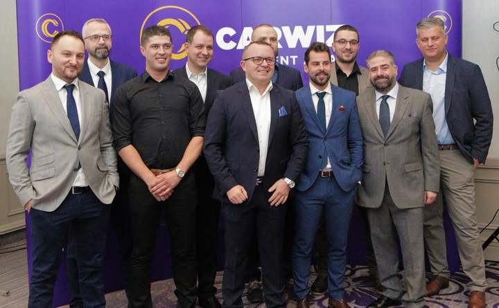 Carwiz has earned positive customer reactions based on visual identity, service creation, and ease of use of sales channels, both at B2C and B2B level. - Photo courtesy of Carwiz.