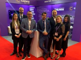 Carwiz Attends Annual World Travel Market