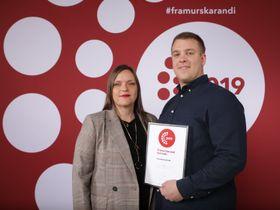 Carwiz Franchisee Awarded 'Strongest in Iceland'
