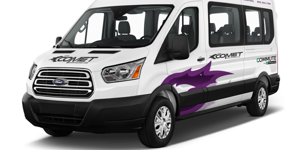 Commute with Enterprise's van pricing starts at $950 and will vary depending on vehicle...