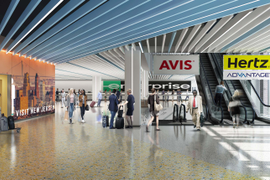 Newark Airport Secures CONRAC Funding
