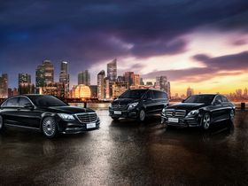 Daimler, Geely Launch Ride-Hailing Venture